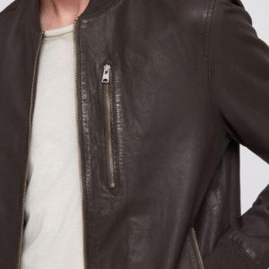 2ade947b05c76 Ariana White Women Biker Motorcycle Leather Jacket - Zakiz London